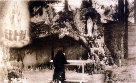 CPR_Beauraing_La_grotte_1933