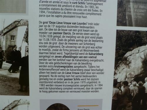 Schönberg (Sankt Vith)  lourdesgrot  foto 09   aug 2011.JPG