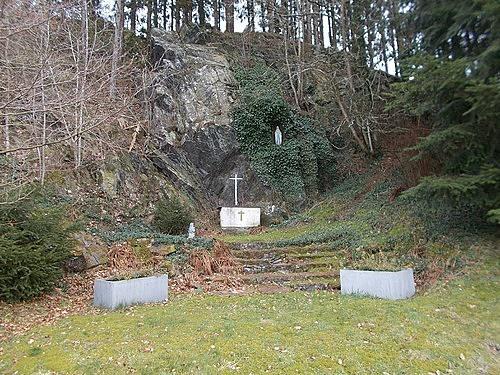 1-rechrival - route de Sibret - lux - omgeving molen dd