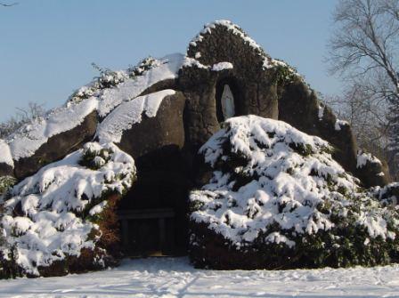 schaffen 2009. jan. winter. sneeuw en zon 078