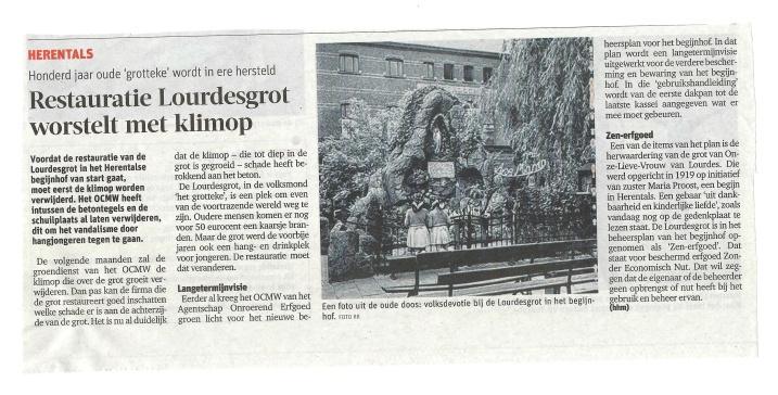 OLVrGrot Begijnhof