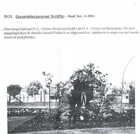 Geraardsbergsestraat 76