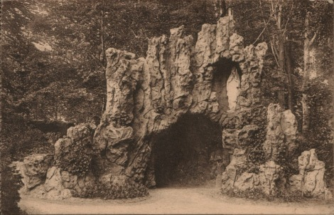 Wyneghem - Normaalschool der Zusters Annonciaden (stempel 1926)