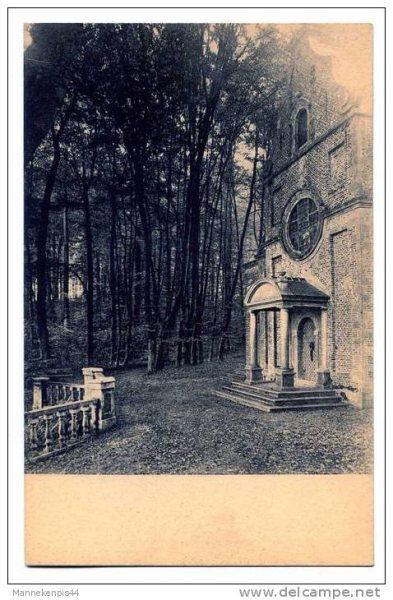 gaesbeek,kapel st Gertrude