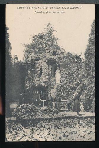 Hamont ursulinen Lourdesgrot (2)