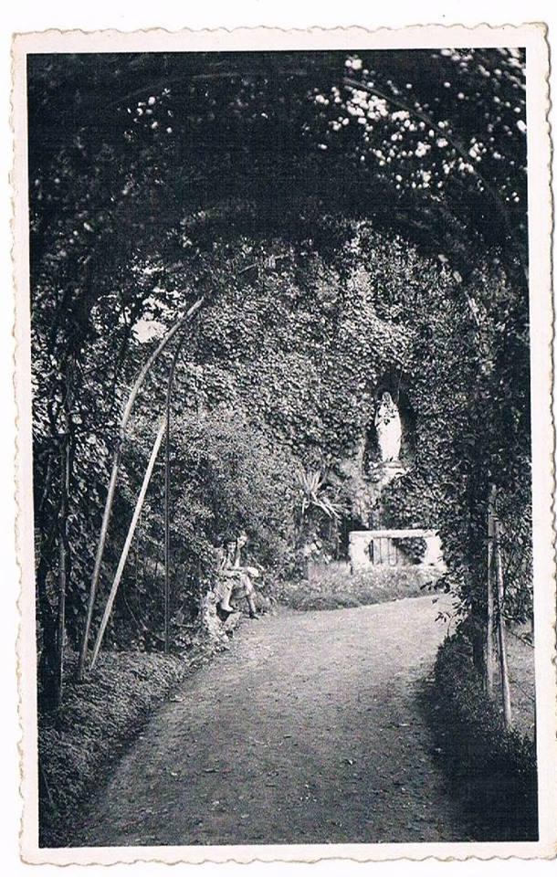 Hamont ursulinen Lourdesgrot