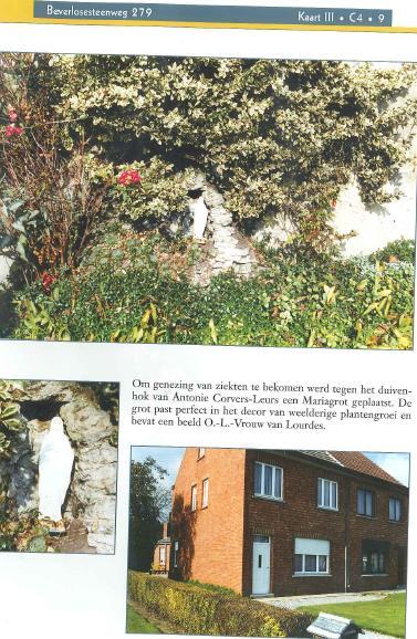 Beringen - Paal Beverlosesteenweg 279