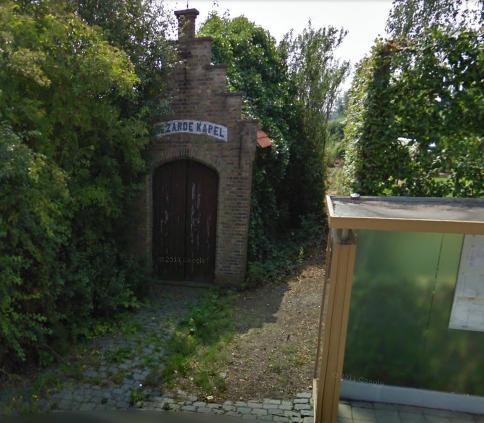 Ieper Zonnebeekseweg rechtover  de huisnummers 167, 169 en 171.JPG