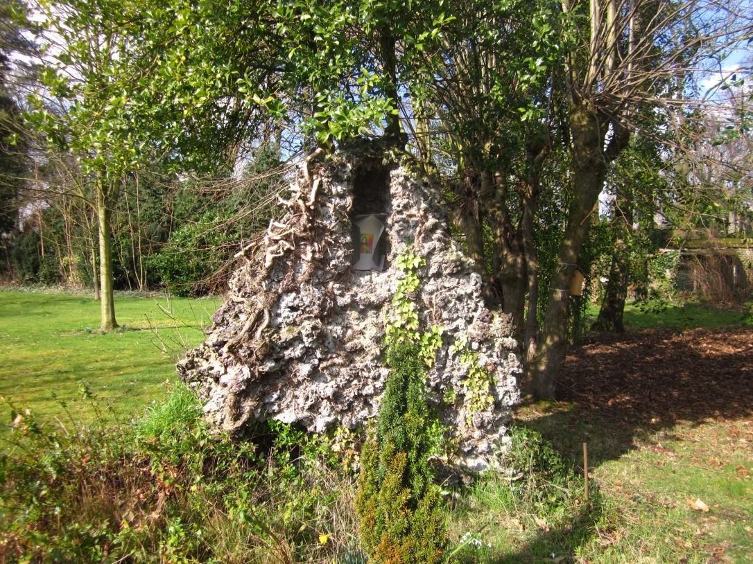 kalken - tuin vml pastorie