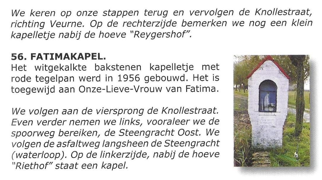 Veurne Eggewaartskapelle Knollestraat_0001