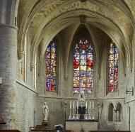 Huldenberg kerk olv binnen 20170709_182818