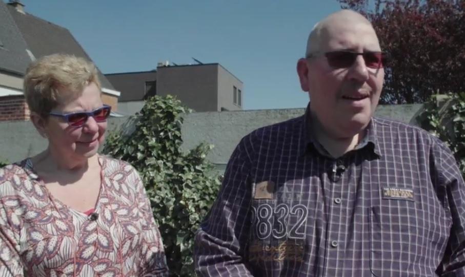 Martin en Ingrid