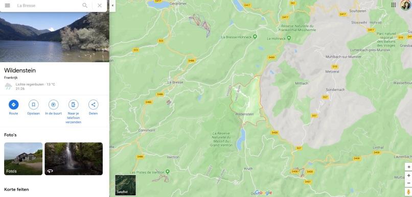 Wildenstein La Bresse